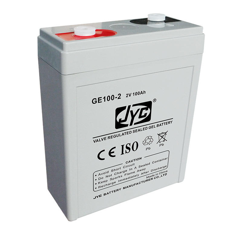 New design 2v 100ah solar battery with great price