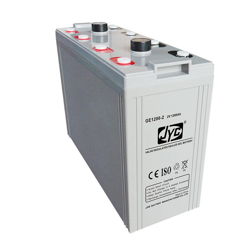 Super Long Life Best Quality Sealed 2V 1200Ah Solar Battery