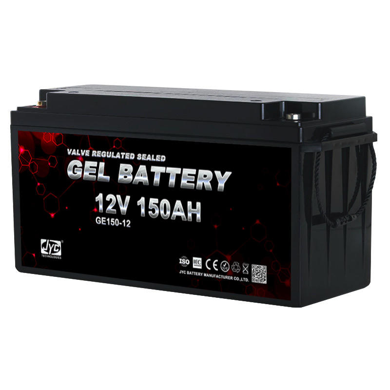 high storage 24v 150ah battery for solar panel