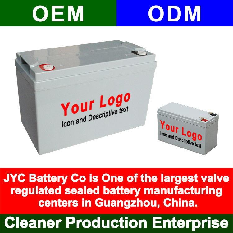 Maintenance Free Deep Cycle Battery 2v 1000ah Solar Battery for Solar System/Telecom/UPS