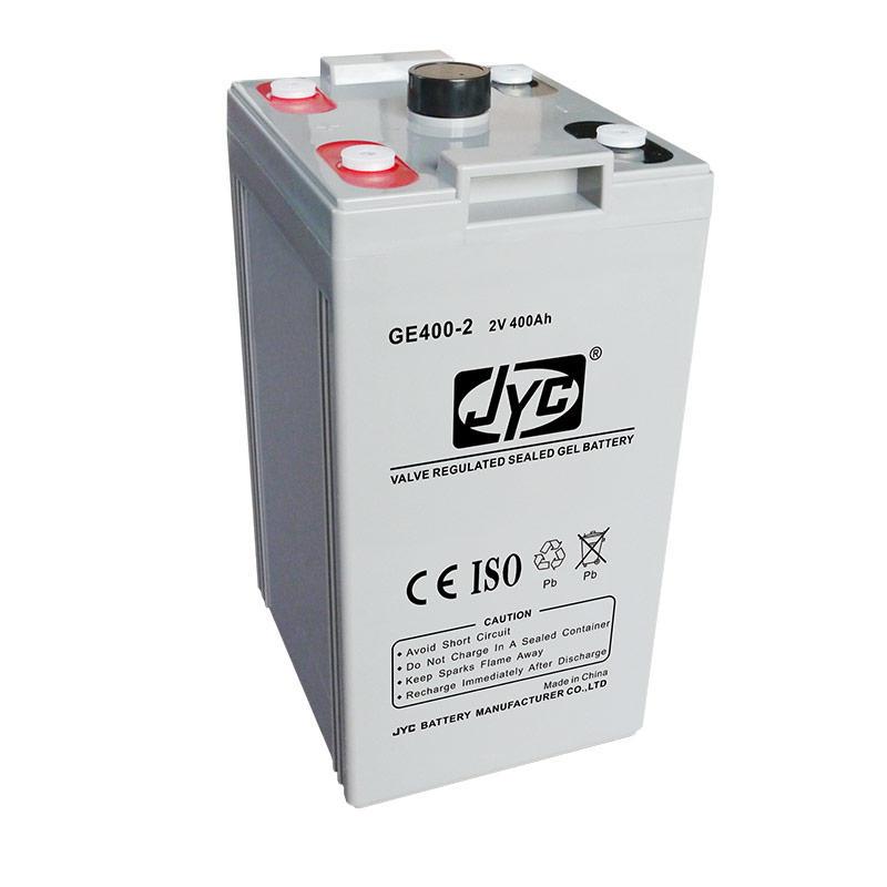 Maintenance Free Sealed Lead Acid Battery 2v 400ah Solar Battery for Solar System