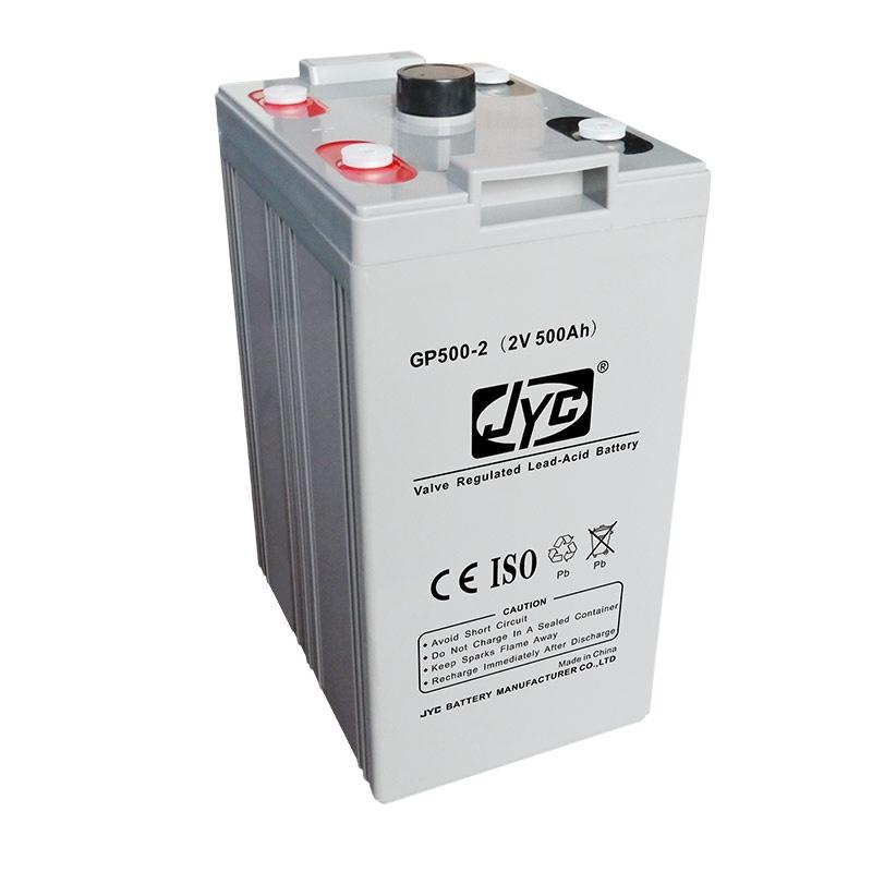 2 v long life lead acid solar batteries