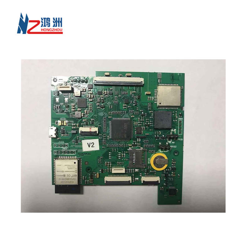 High frequency print circuit board multi layer PCBA assembly for air conditional with prototype for medical machine