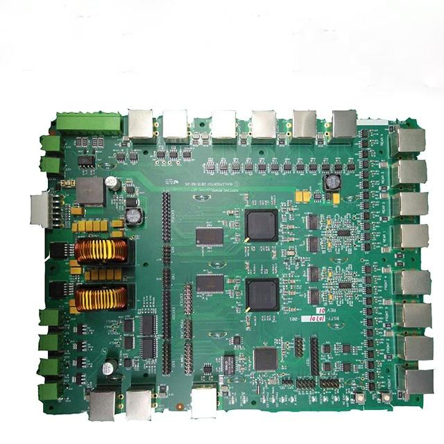 wireless wifi bluetooth printed circuit board pcb assembly odm factory
