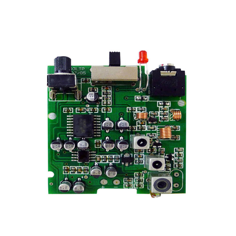 PCBA service pcba manuafcturing shenzhen PCB assembly service Custom Guitar Pedal Board With Turn Quick PCBA