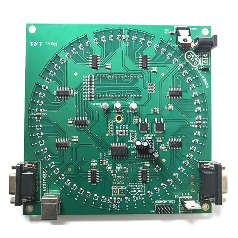 PCBA service pcba manuafcturing Electronic Printed Circuit Board Mature Smt Dip Assembly Pcba Board Technology Manufacturer From