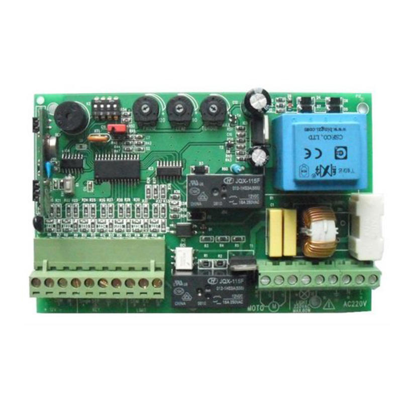 Professional electronic PCBA manufacturer for automatic machine schematic diagram layout design services