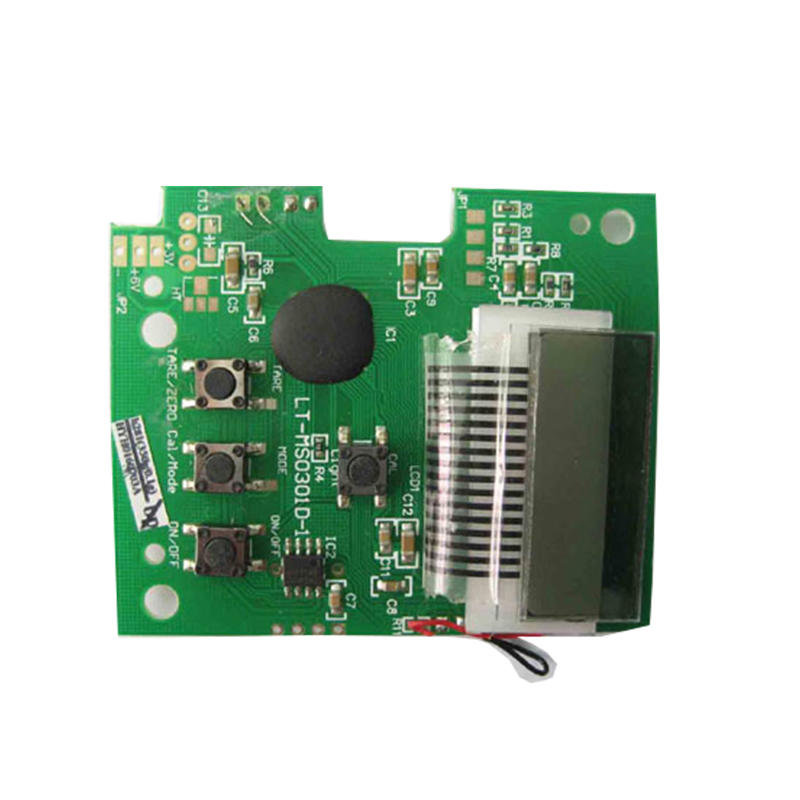 Fast Turnkey Printed Circuit Board PCBA WIFI Smart Medical Industrial Security Automobile Electronic
