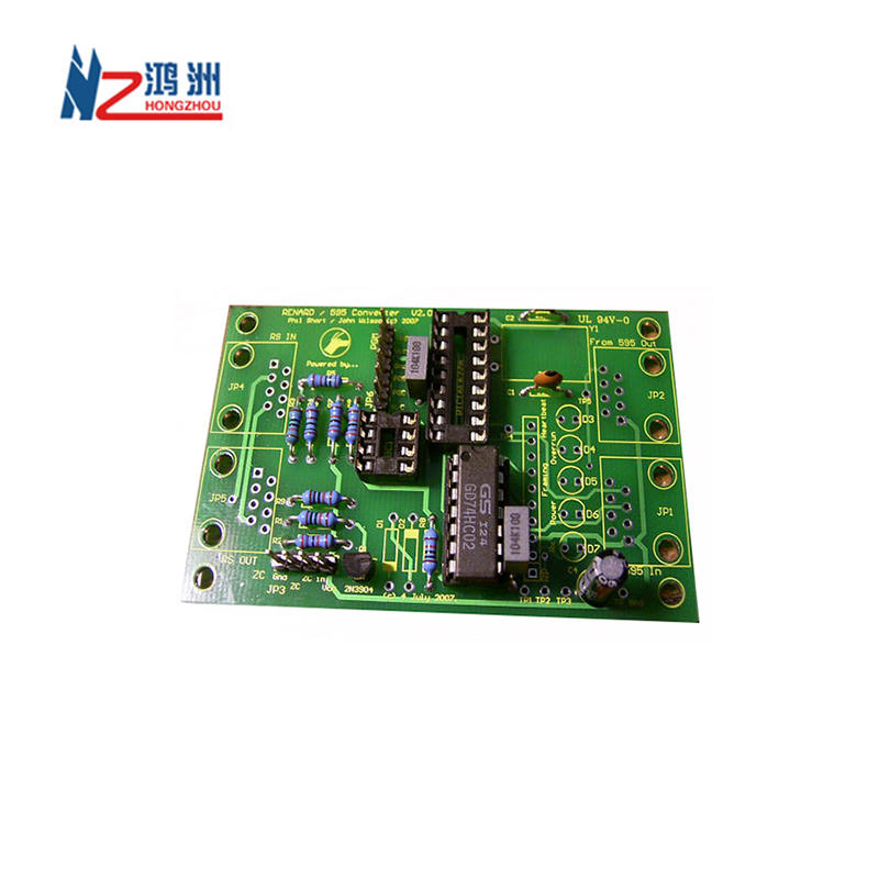 Wireless Electronic Components PCB Assembly PCBA Manufacturer