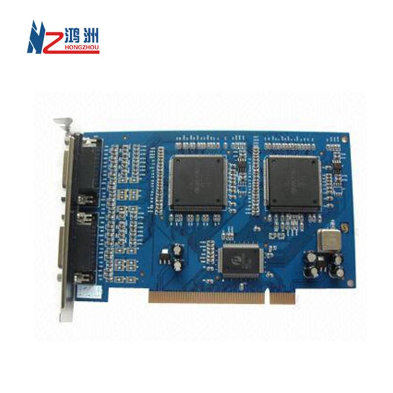 SMT DIP Bare PCB Assembly PCBA Factory