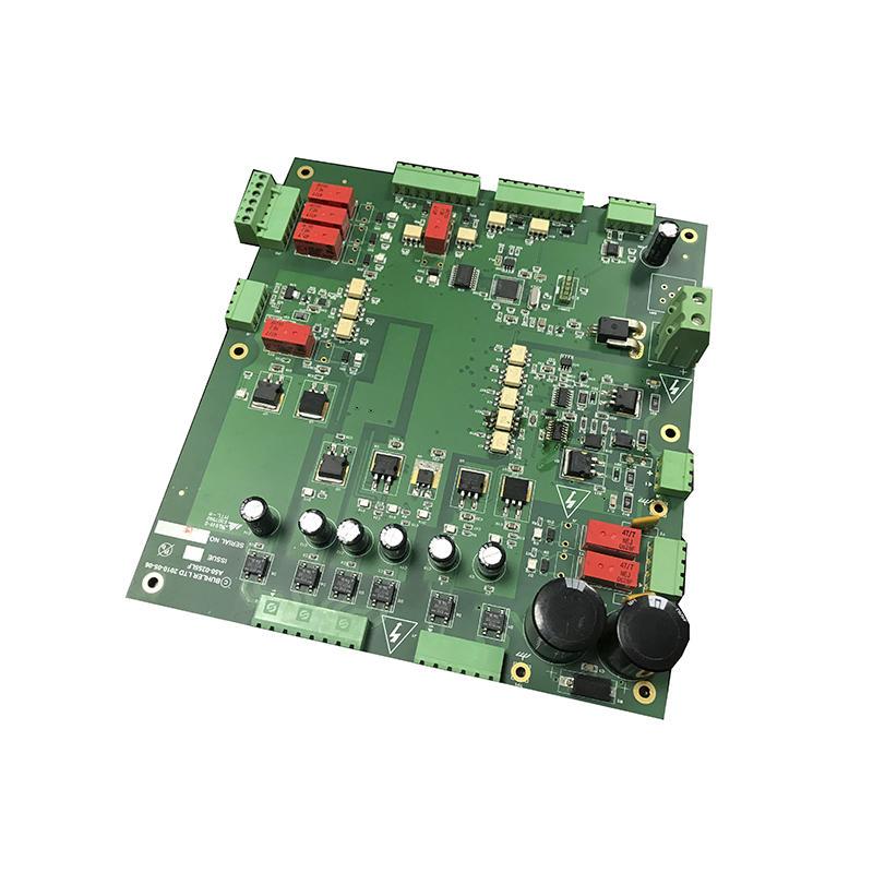 Shenzhen Custom Printed Circuit Board Manufacturer SMT DIP PCB Assembly