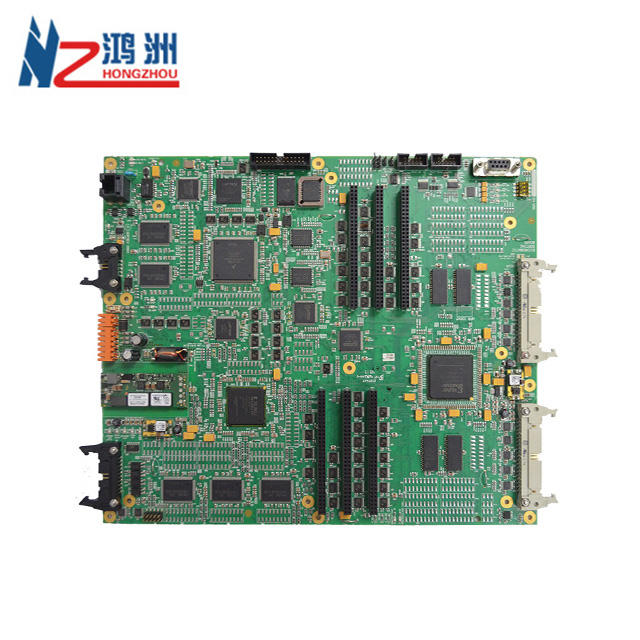 Chip Mounter SMT Turn-Key Printed Circuit Board Assembly