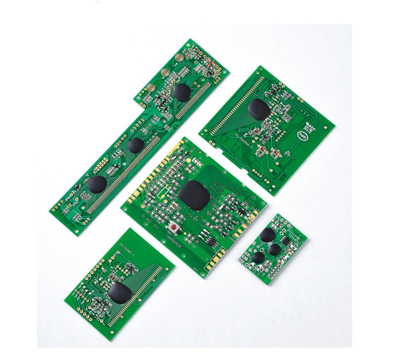 Shenzhen Custom Printed Circuit Board Manufacturer Sensors PCBAElectronicpart for computer