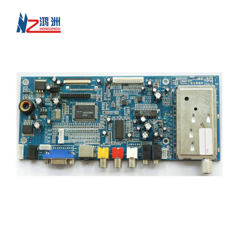 PCBA China Custom Multilayer PCB Board Service Company in Shenzhen