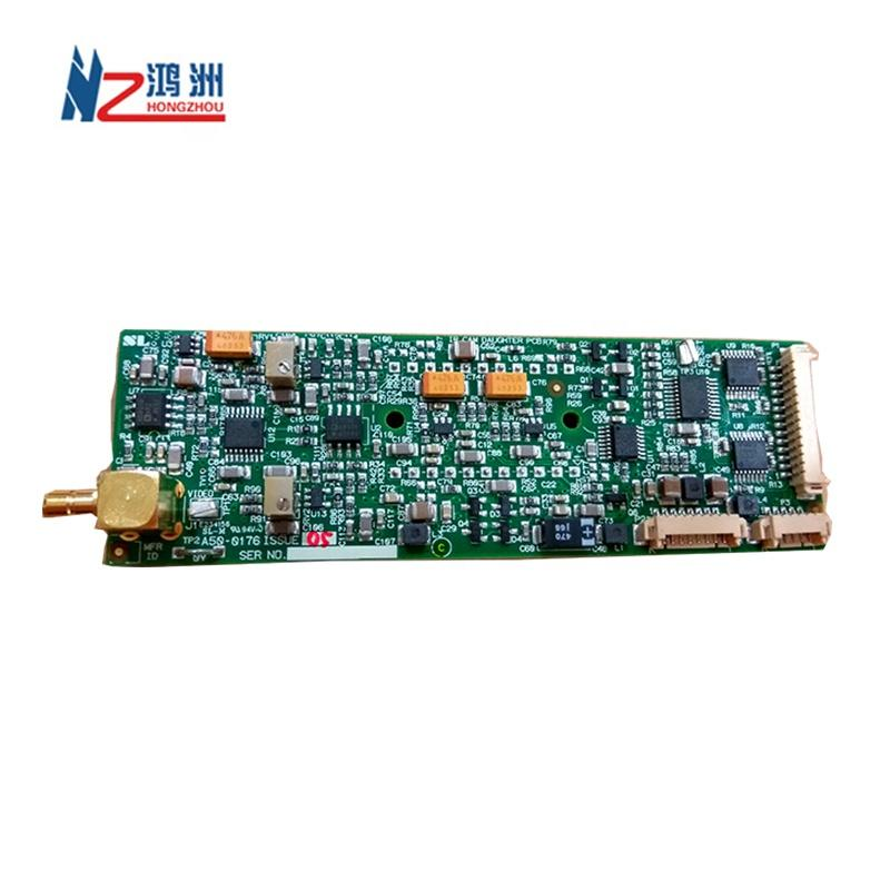 OEM custom made PCBA DIP electronic board double-sided PCBA Manufacturer for DC power supply