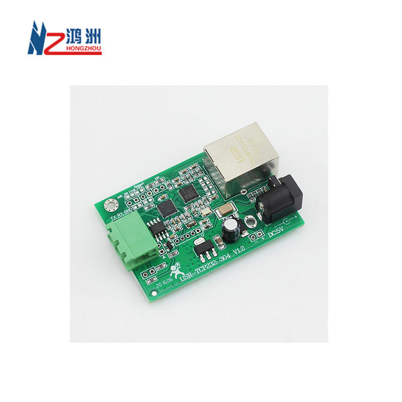 Fr4 94V0 Pcb Prototype Printing Manufacture And Assembly