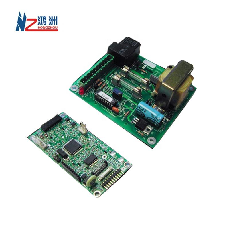 Wireless printed circuit PCBA Shenzhen Manufacturer with SMT for Electronic Components