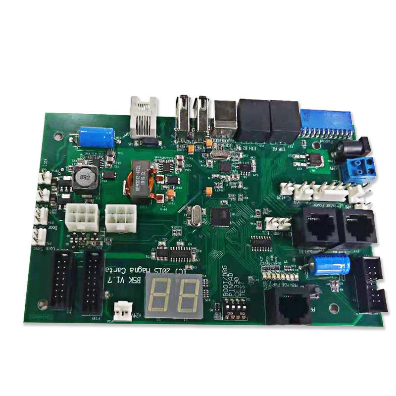 Smart System One Stop PCBA PCB Board Factory Provide OEM service PCB