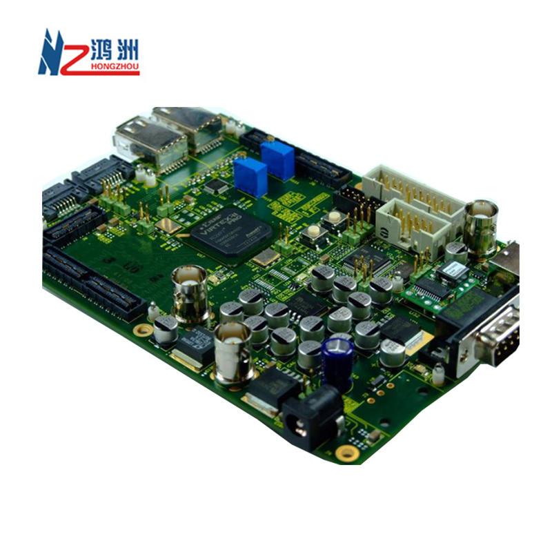 PCBA Factory SMT DIP Bare PCB And Electronic Components Assembly
