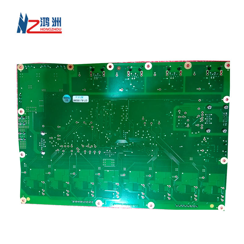 Customized FR4 printed circuit board assembly for power supply