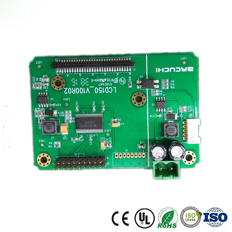 SMT DIP Electronic Components PCBA Assembly One Stop Services