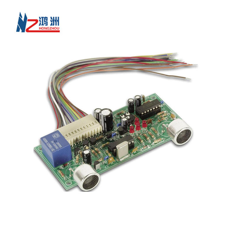 Multi-layer PCB board assembly for automotive industry