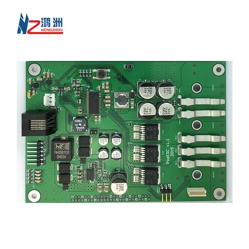 15 Years PCBA Factory with SMT DIP for Electronic Components Assembly One-stop Service