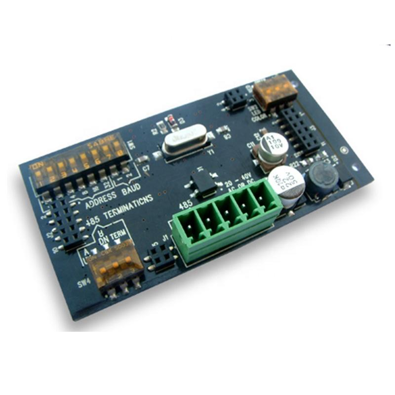 OEM Android Ethernet WIFI 4G PCBA with SMT DIP for electronic components assembly