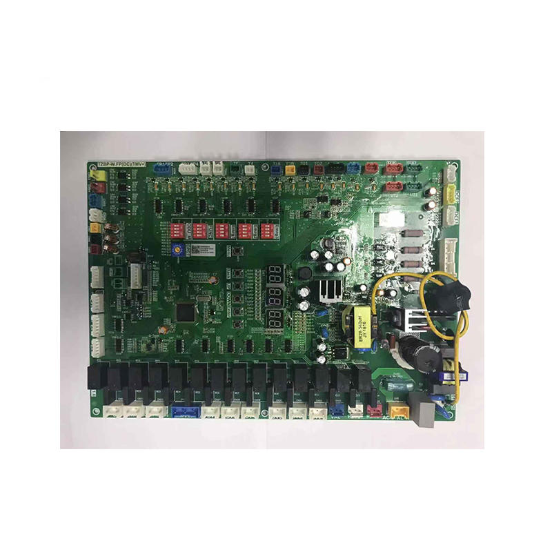 One-stop PCBA for signal transmitter cell phone battery board with black soldermask