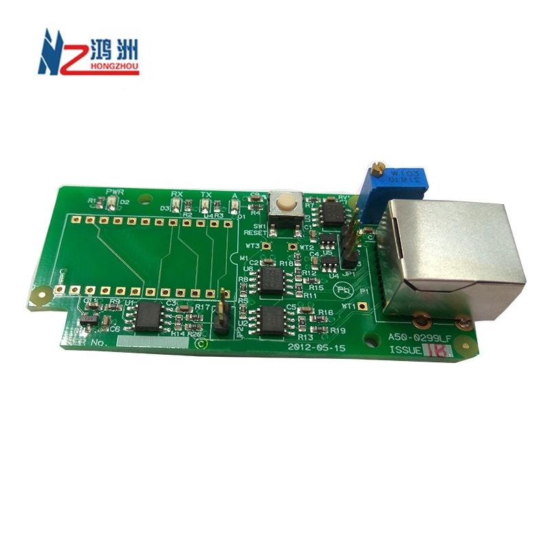One stop service OEM Android Ethernet WIFI 4G PCBA with SMT DIP for electronic components assembly