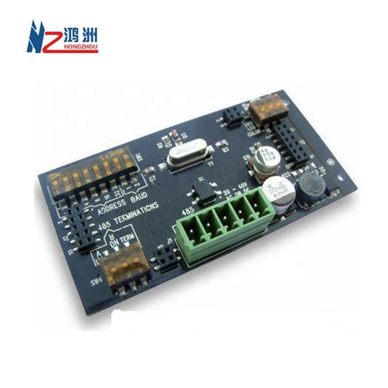 Turnkey PCBA manufacturing service LED PCBA sensors circuit board Assembly
