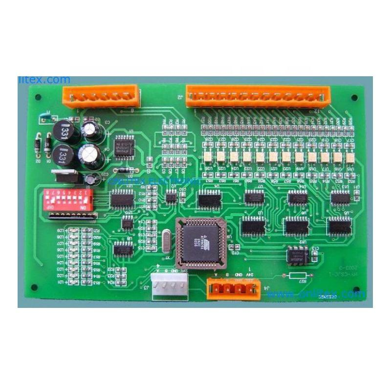 High Quality PCBA for DC Power Electronic Board SMTMultilayer AssemblyManufacturer