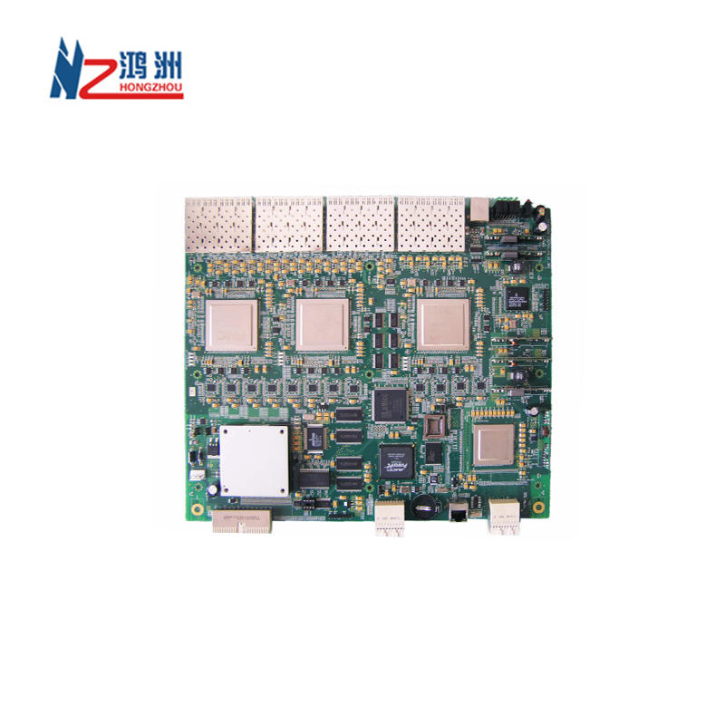 Custom PCB Circuit Board Assembly Portable ICU Medical Ventilato Machine PCBA