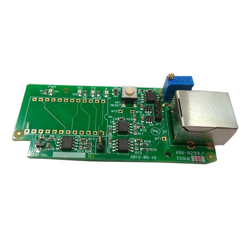 Shenzhen supplier PCBA assembly for touch control panel electronic parts with CE standard