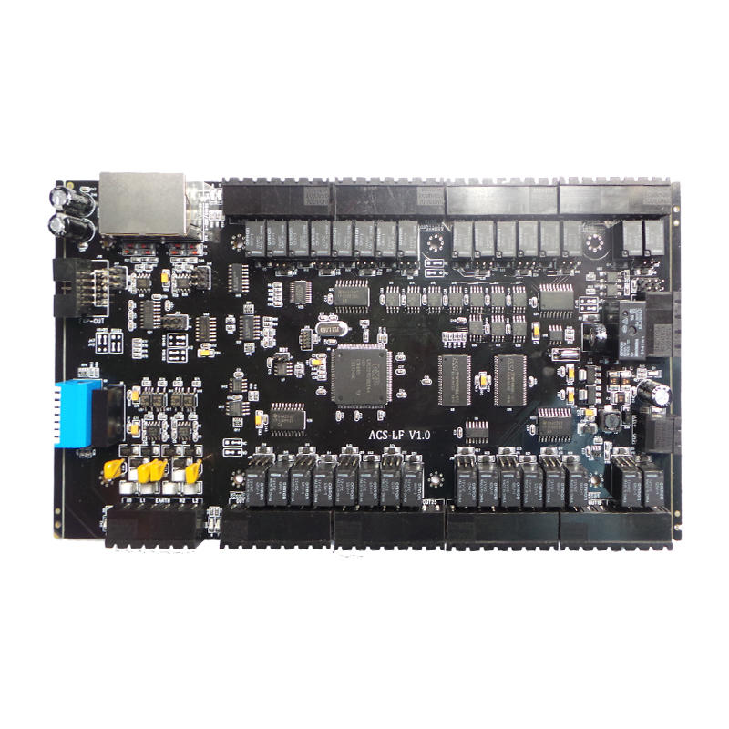 OEM PCBA and Box Build PCB Assembly Service Medical Industrial PCBA ISO13485 Factory