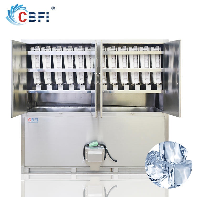 1000kg 3000kg 1 ton 2 ton 3 ton 5 ton 10 ton 15 ton 20 ton per day square ice cube making machine ice cube maker plant