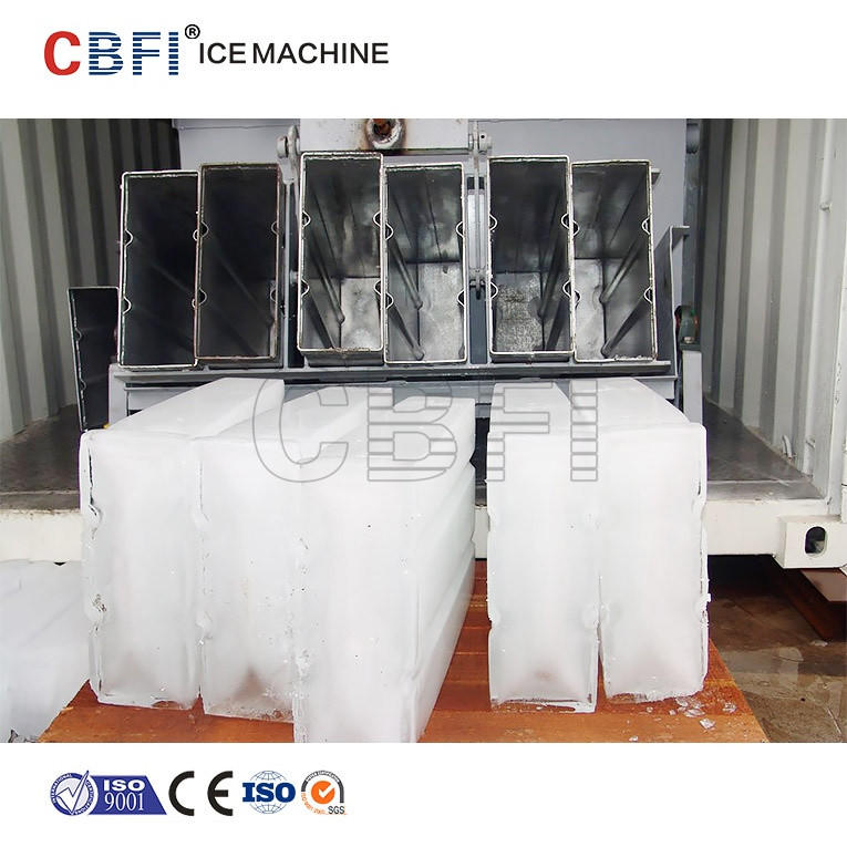 Guangzhou Manufacturer Industrial ice block making machine for sale