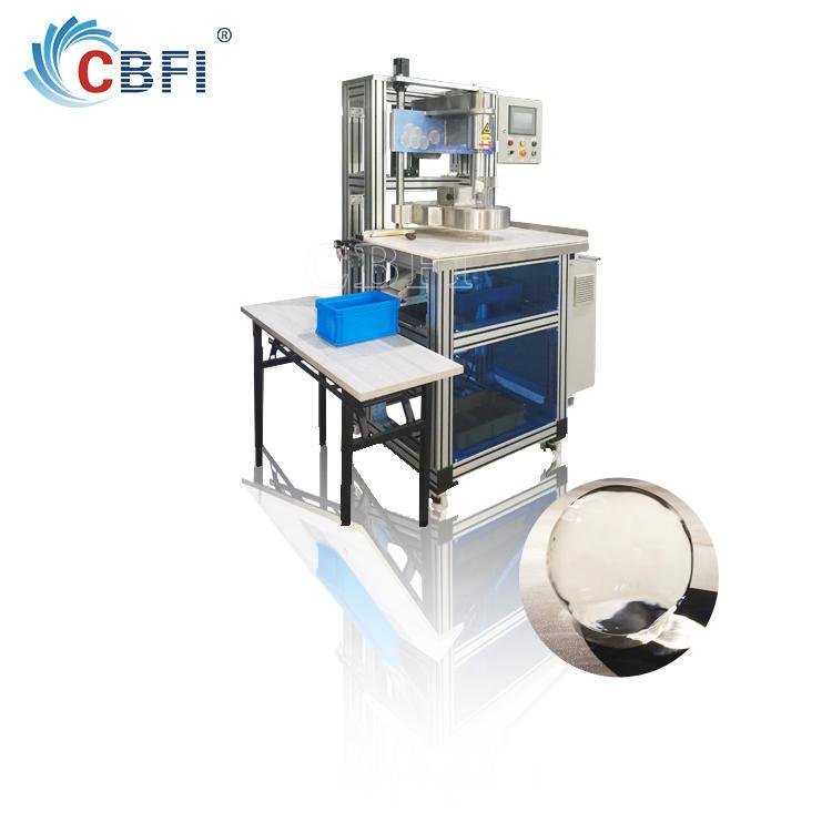 100% transparent ball ice making machine ice ball machine for sale