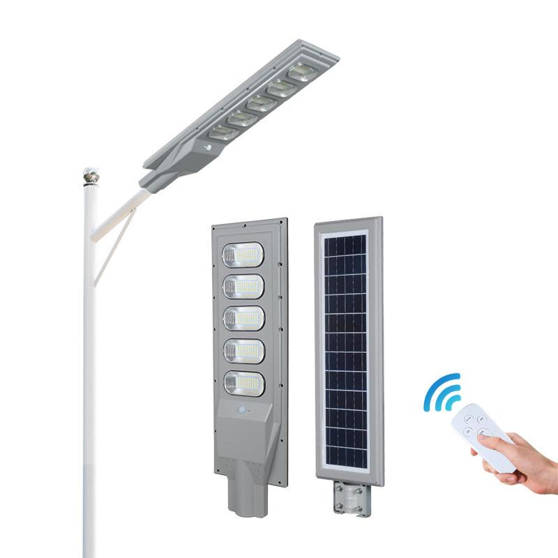 ALLTOP 30w 60w 90w 120w 150w waterproof IP65 outdoor integrated motion sensor all in one solar led streetlight price
