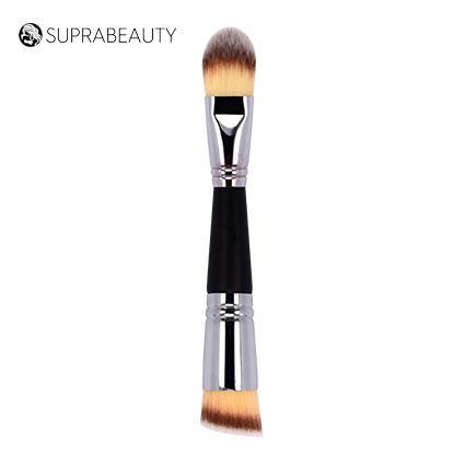 High end two sides customized custom logo foundation make up tools double sided makeup mask brush