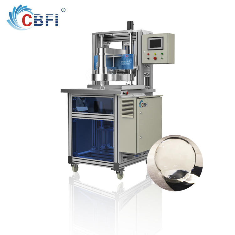 100% transparent ball ice making machine ice ball machine for sale