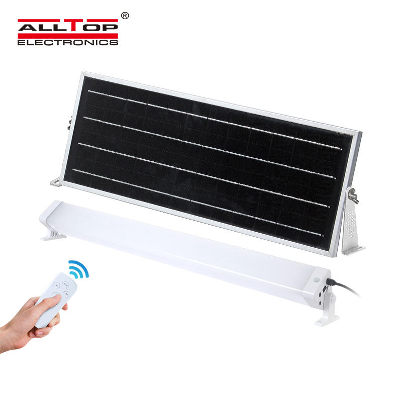 ALLTOP New design outdoor lighting USB charge 240pcs smd 20w 40w 60 led solar tri proof light