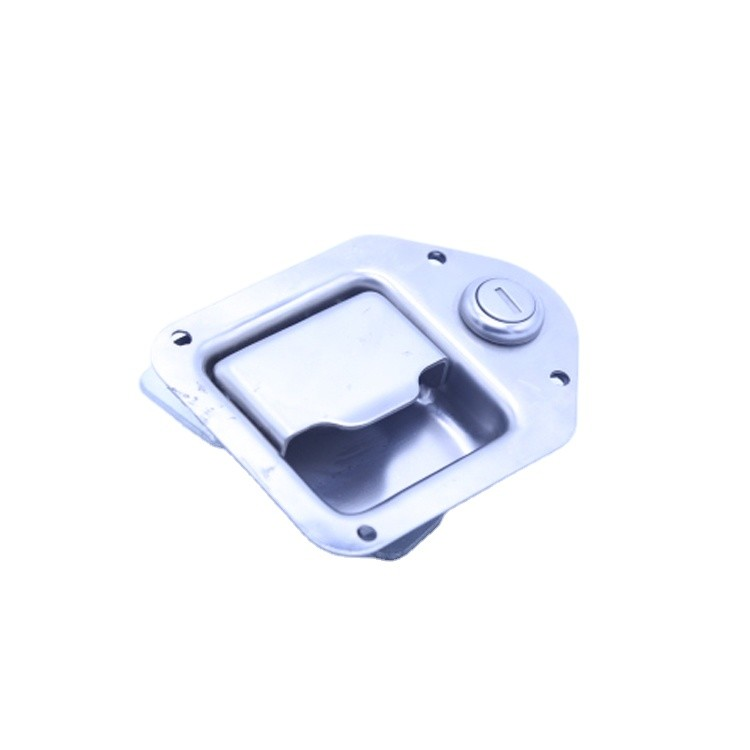 Stainless steel Flush-Mount Paddle latches
