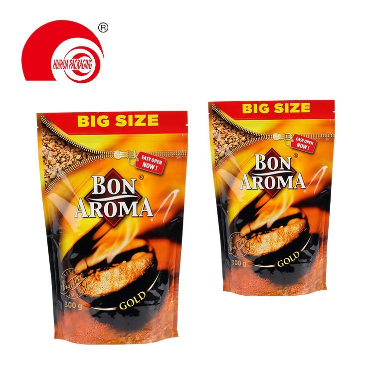 product-Huihua-custom printed foil laminated mylar ziplock bagsplastic stand up pouch with zipper-im