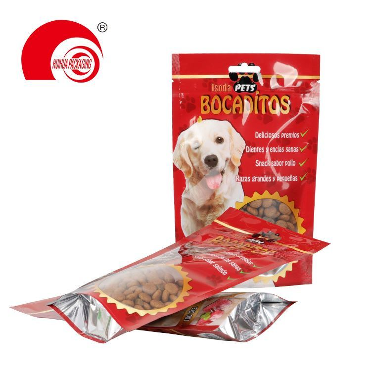 product-Factory Custom Printed Aluminum Foil Package BagDoypackStand Up Pouch-Huihua-img-1