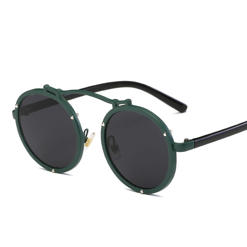 EUGENIA 2020 Custom Novelty Colorful Women Trendy Small Sunglasses