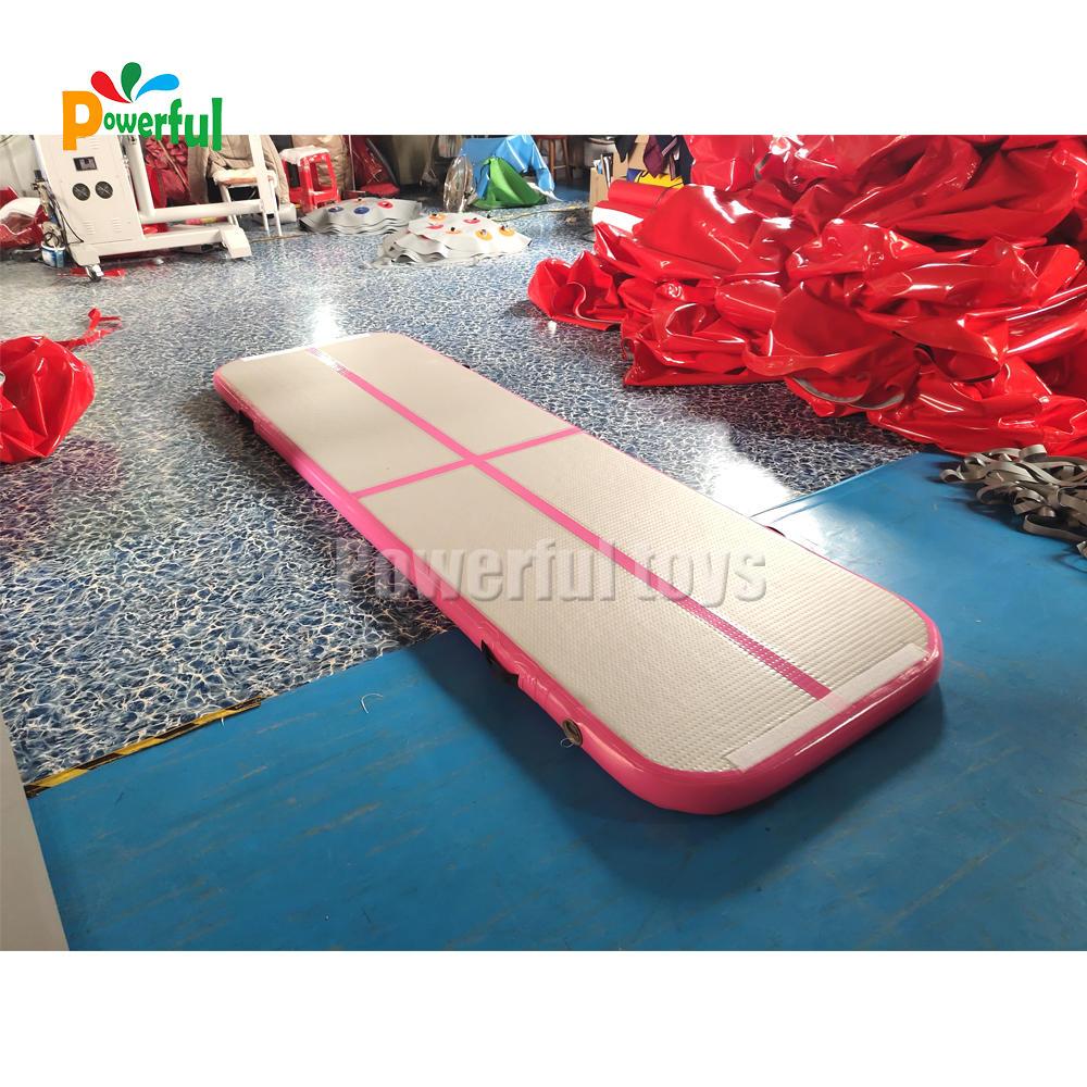 3m inflatable air track gymnastics air tumbling track