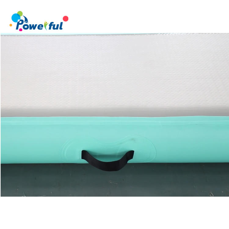 Gymnastic inflatable 3m air track floor gym airtrack for home training