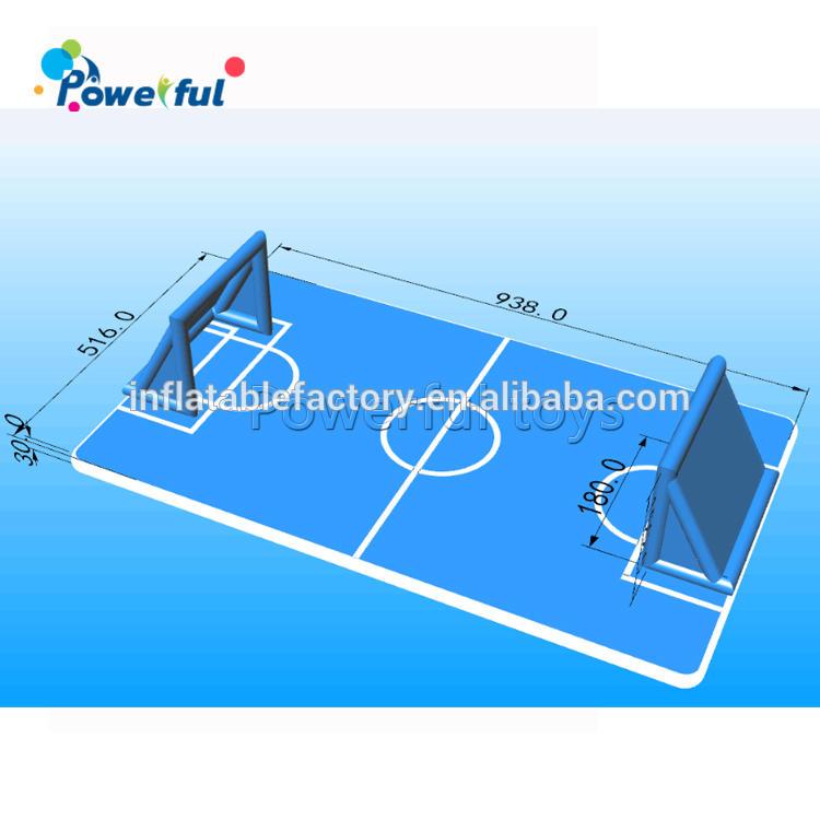 DWF material air track bubble football pitchinflatable football pitch for inflatable bubble football