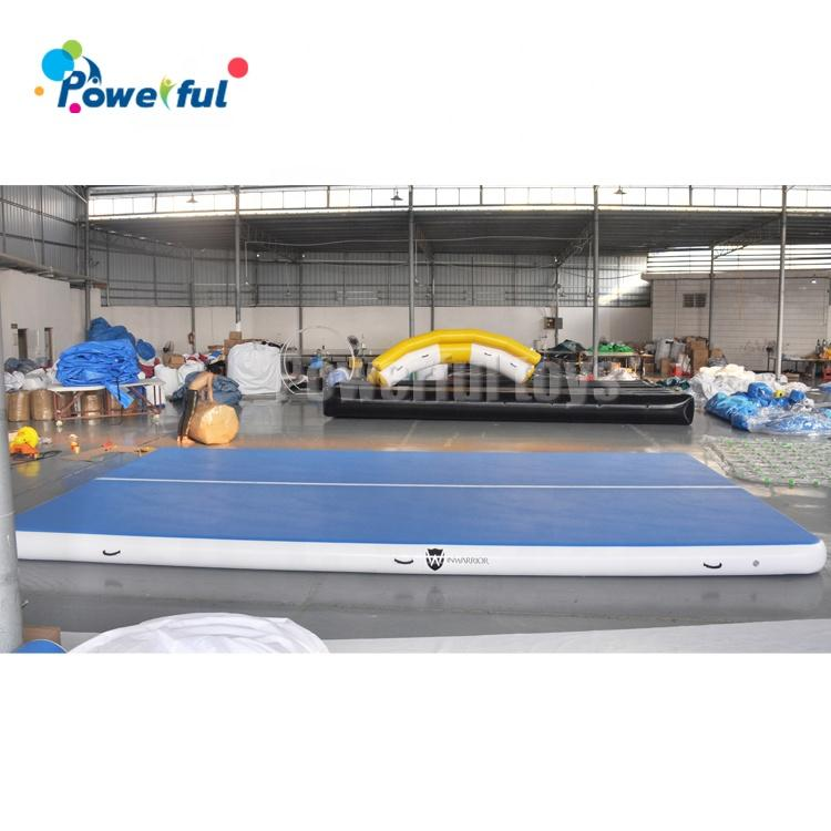Ready to ship Inflatable Mattress Gymnastics Jumping Mat Gym Landing Mat BouncingAir Track